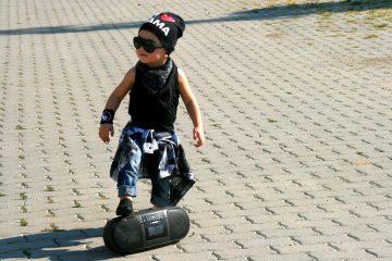 bebe musique streetwear